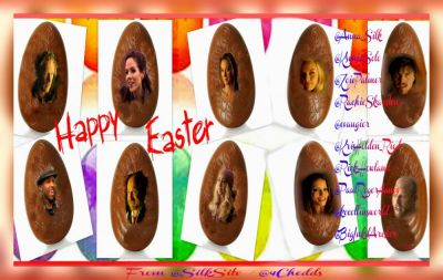 Lost Girl Fae_bles @SilkSite Mar 30 I re-found this pic i did years ago. Still could go few eggs like this. Happy Easter to you ALL #faemily #lostgirllovers #LostGirfans #LostGirl ????????????????????????